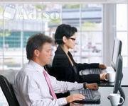 Ведется набор сотрудников для офисной работы